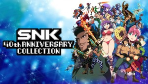 Cover SNK 40th Anniversary Collection