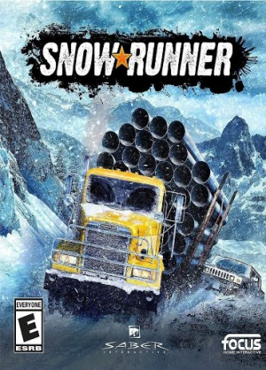 Cover SnowRunner (PC)