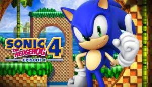 Cover Sonic the Hedgehog 4: Episode I