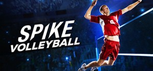 Cover Spike Volleyball