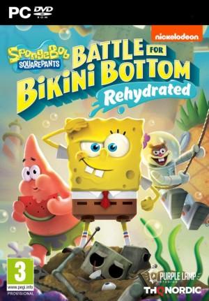 Cover SpongeBob SquarePants: Battle for Bikini Bottom - Rehydrated (PC)