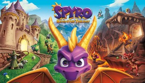 Cover Spyro Reignited Trilogy (PC)