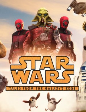 Cover Star Wars: Tales from the Galaxy's Edge (PC)