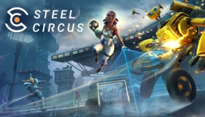 Cover Steel Circus (PC)