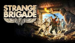 Cover Strange Brigade (PC)