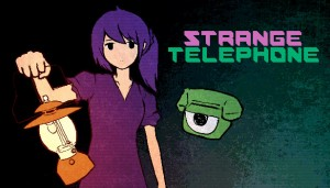 Cover Strange Telephone