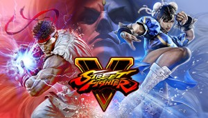 Cover Street Fighter V: Champion Edition