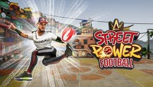 Cover Street Power Football