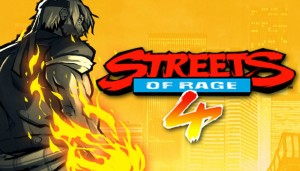 Cover Streets of Rage 4 (PC)
