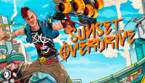 Cover Sunset Overdrive