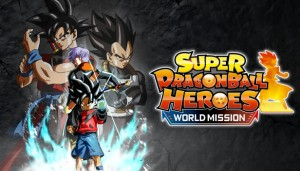 Cover Super Dragon Ball Heroes: World Mission (PC)