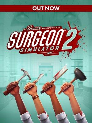 Cover Surgeon Simulator 2