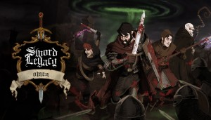 Cover Sword Legacy: Omen