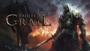 Cover Tainted Grail