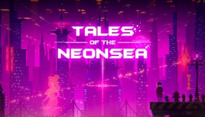 Cover Tales of the Neon Sea