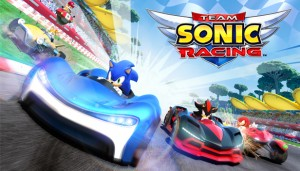 Cover Team Sonic Racing (PC)