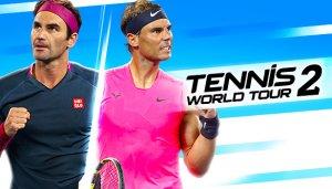 Cover Tennis World Tour 2 (PC)