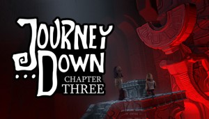 Cover The Journey Down: Chapter Three