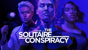 Cover The Solitaire Conspiracy (PC)