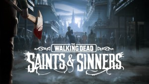 Cover The Walking Dead: Saints & Sinners