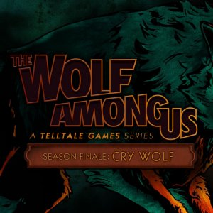 Cover The Wolf Among Us: Episode 5 - Cry Wolf