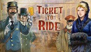 Cover Ticket to Ride