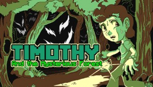 Cover Timothy and the Mysterious Forest
