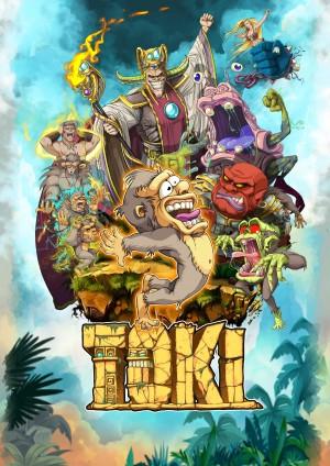 Cover Toki (PC)