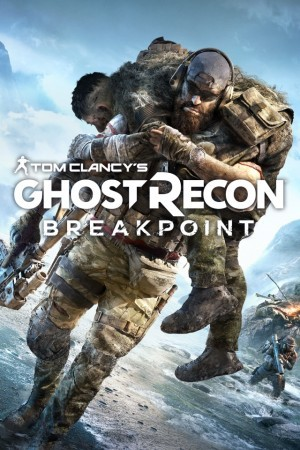 Cover Tom Clancy's Ghost Recon: Breakpoint