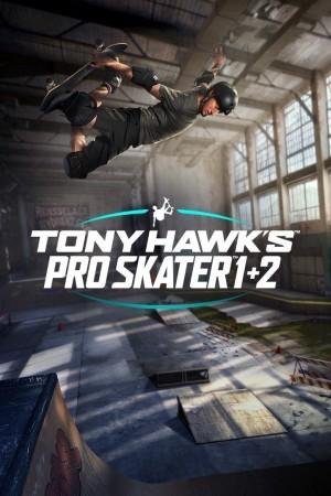 Cover Tony Hawk's Pro Skater 1 + 2 (PC)