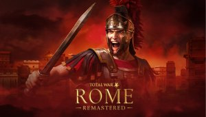 Cover Total War: Rome Remastered