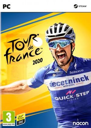 Cover Tour de France 2020 (PC)