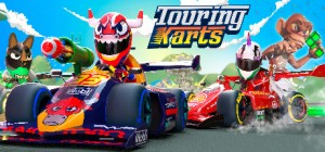 Cover Touring Karts (PC)