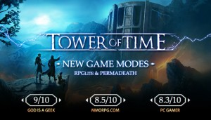 Cover Tower of Time