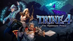 Cover Trine 4: The Nightmare Prince (PC)