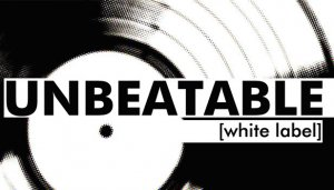 Cover UNBEATABLE [white label]