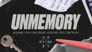 Cover Unmemory