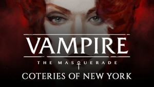 Cover Vampire: The Masquerade - Coteries of New York