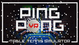 Cover VR Ping Pong (PC)
