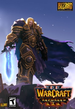 Cover Warcraft III: Reforged (PC)