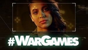 Cover #WarGames