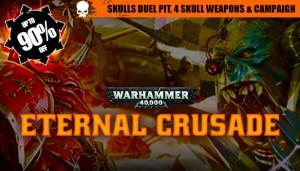 Cover Warhammer 40,000: Eternal Crusade