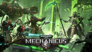 Cover Warhammer 40,000: Mechanicus