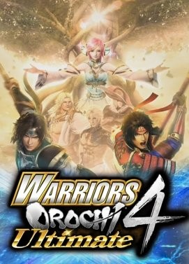 Cover Warriors Orochi 4 Ultimate (PC)