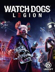 Cover Watch Dogs: Legion (PC)