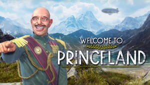 Cover Welcome to Princeland