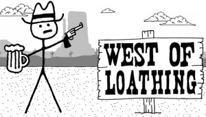 Cover West of Loathing (PC)