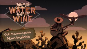 Cover Where the Water Tastes Like Wine (PC)