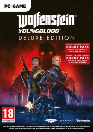 Cover Wolfenstein: Youngblood (PC)