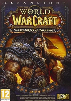 Cover World of Warcraft: Warlords of Draenor